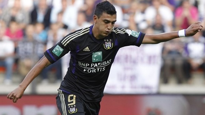 Season over for Anderlecht striker Suárez