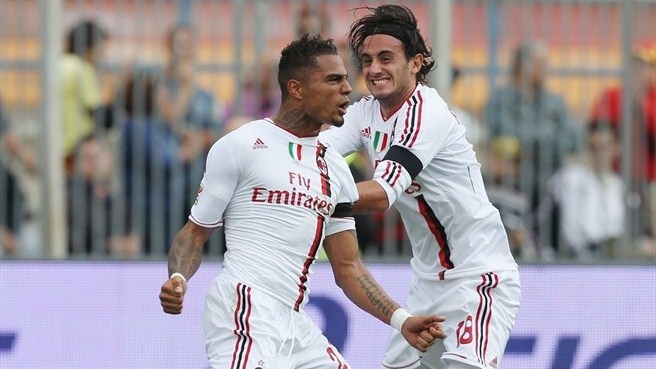 Boateng buoyant after inspiring Milan comeback