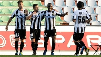 Udinese and Lazio record important victories