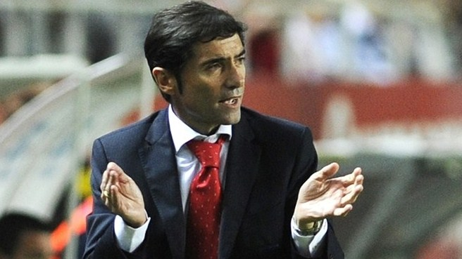 Sevilla part company with coach Marcelino