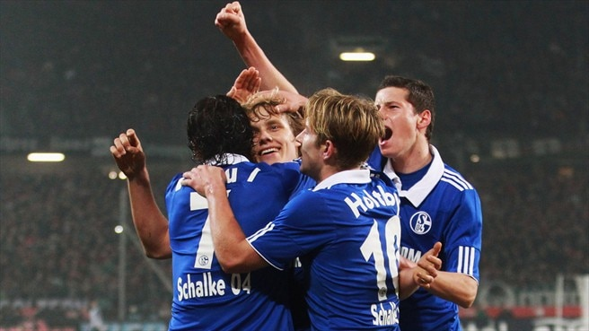 Schalke look to secure passage against Steaua