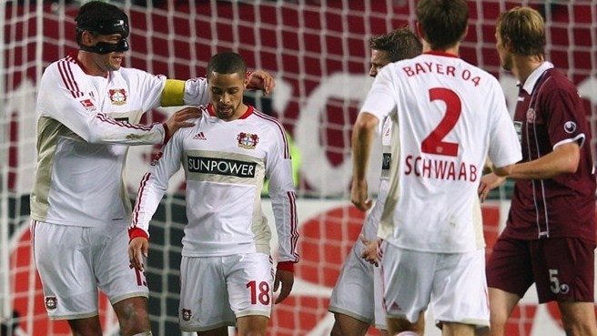 Leverkusen lifted as Lyon and CSKA suffer