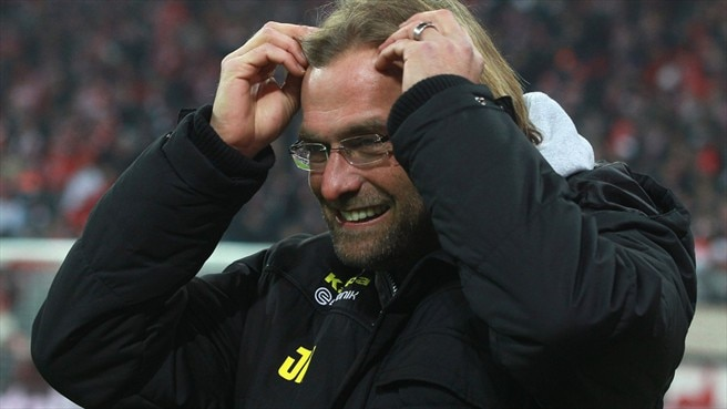 Klopp and Zorc extend Dortmund commitment