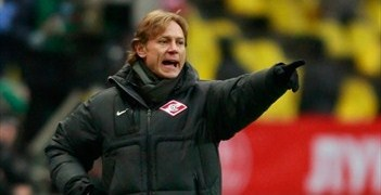 Valeri Karpin's previous spell in charge of Spartak ended earlier this year