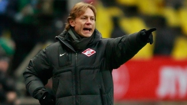 Karpin takes caretaker Spartak charge