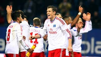 Hamburg secure first home win, Stuttgart go sixth
