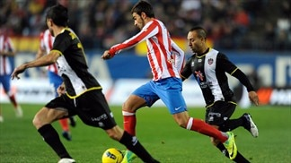 Atlético sink Levante in five-goal thriller