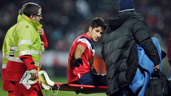 Lille's De Melo ruled out of Trabzonspor showdown