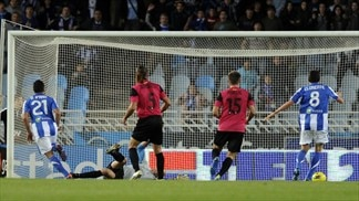 Atlético and Osasuna win but Málaga miss out
