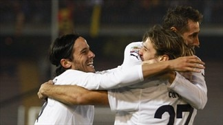 Lazio go second as Inter triumph