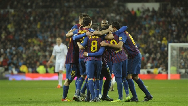 Barcelona rally to claim Clásico bragging rights