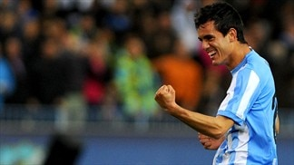 Málaga rescue a point against Mallorca