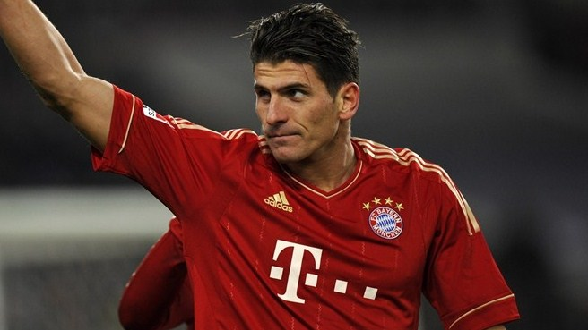Revitalised Gomez hitting new heights at Bayern