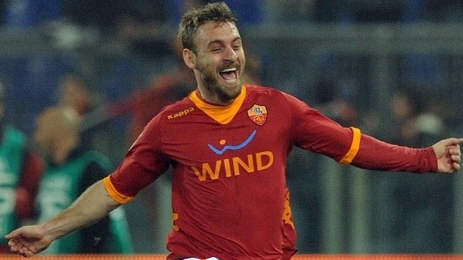 De Rossi follows his heart to remain at Roma