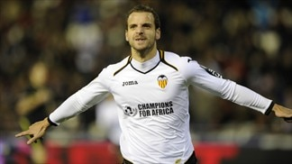 Valencia move clear of Levante in third