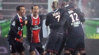 PSG leapfrog Montpellier to Ligue 1 summit