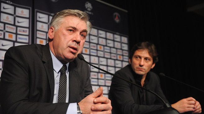 Ancelotti out to exceed PSG expectations