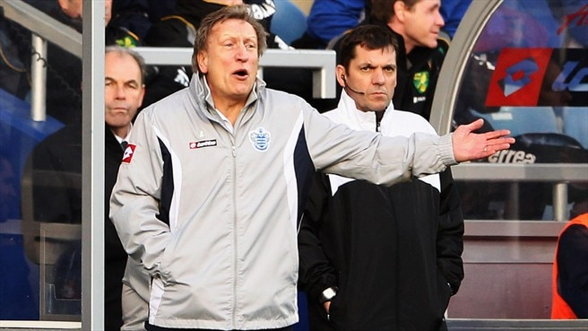 Warnock dismissed by Queens Park Rangers