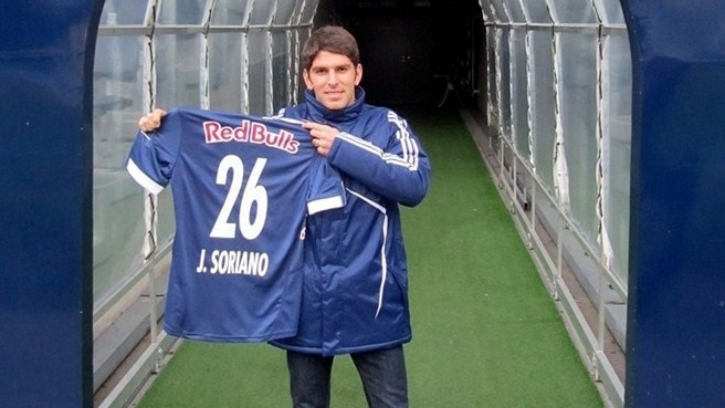 Salzburg delighted to sign Soriano