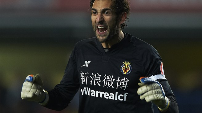 Diego López makes Madrid return