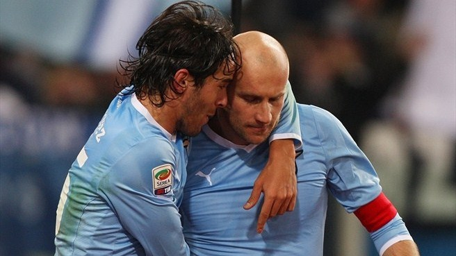 Lazio's Rocchi out of Atlético double-header