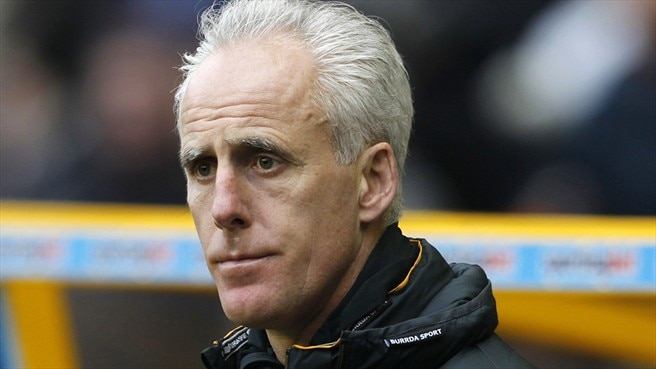 Wolves show door to manager McCarthy