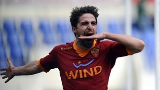 Roma forward Borini bolsters Liverpool attack