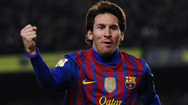 Messi hits four as Barcelona respond in kind