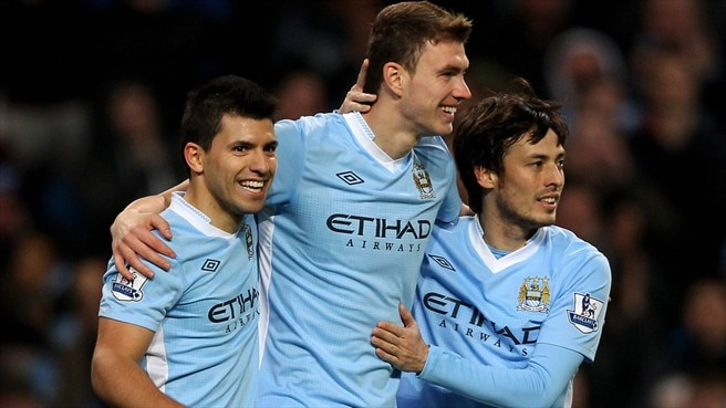 City's home run a worry for Dortmund
