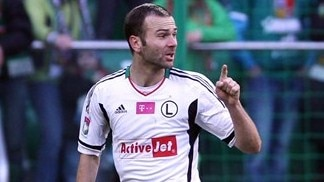 Ljuboja bids for double first with Legia