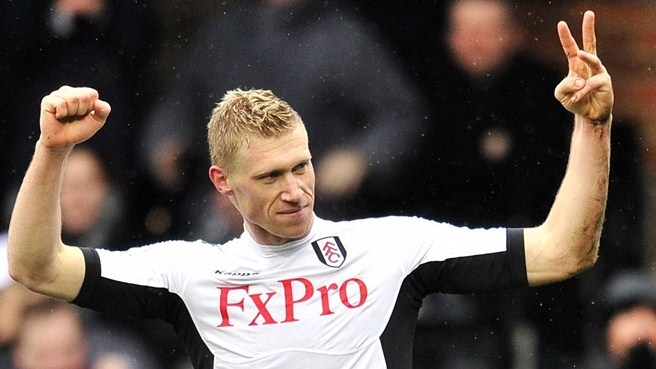 Pogrebnyak's five-star start at Fulham