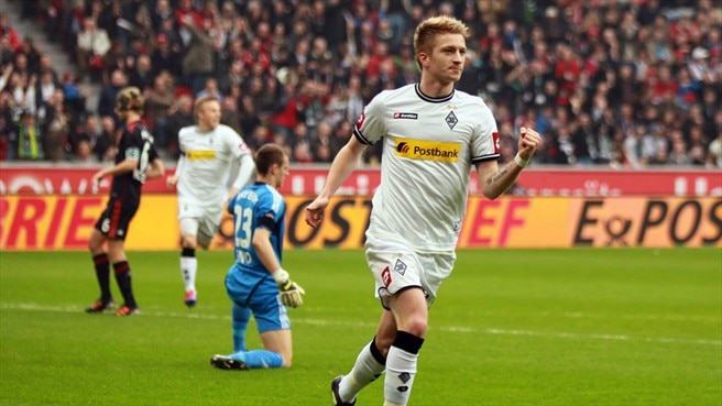 Reus recognised as Germany's best player