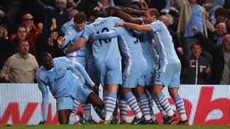 Late Nasri strike delights City