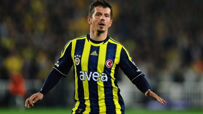 Emre and Ziegler return to Fenerbahçe
