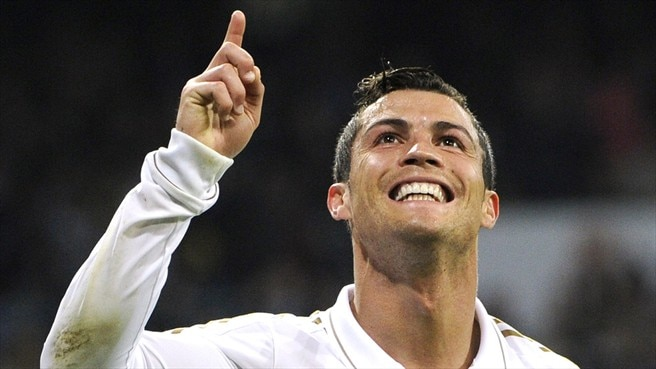 Champions salutes Ronaldo's irresistible progress