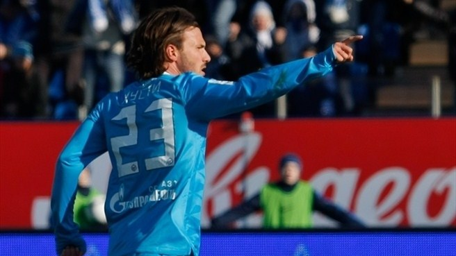 Huszti returns to Hannover from Zenit