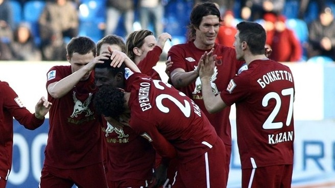 Landmark season for Russia's top flight clubs