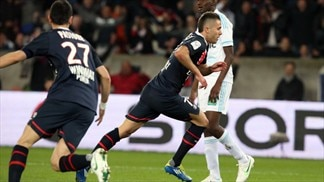 PSG clinch 'Classique' win against Marseille
