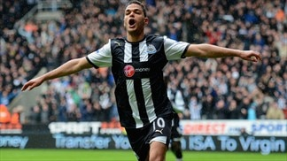 Ben Arfa lifts Newcastle level with sorry Tottenham