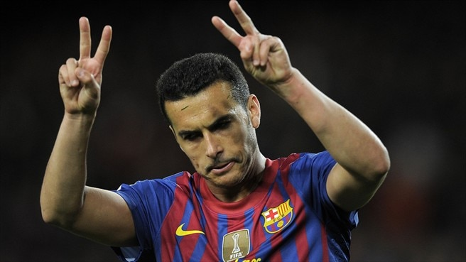 Holders Spain include Pedro in final EURO squad