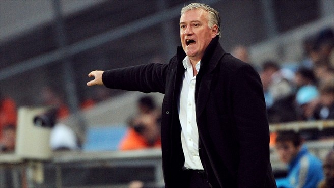 Deschamps agrees to take France reins