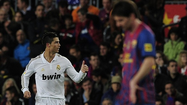 Clásico win fuels Ronaldo's hunger for more