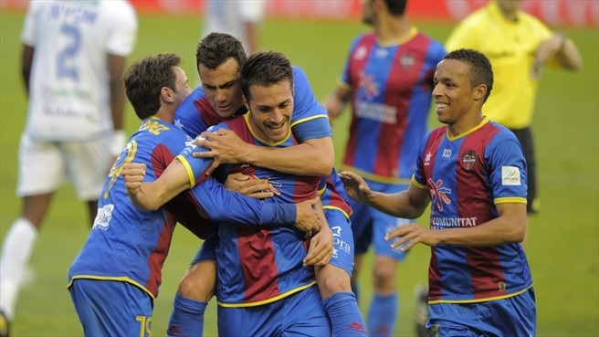 Levante stake claim for top-four Liga finish