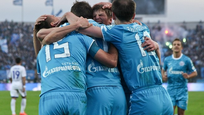 The secrets of Zenit's third title success