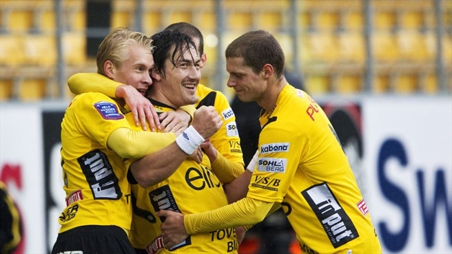 Elfsborg 90 minutes from Swedish title
