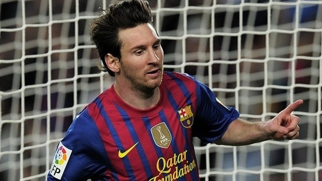 Messi takes Golden Shoe with record tally