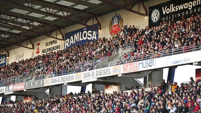 Helsingborgs IF Supporters