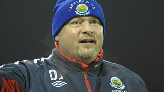 Cup final win sees Linfield complete double