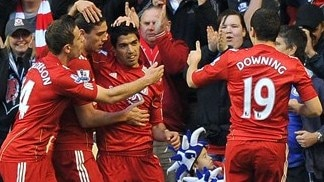 Liverpool end Chelsea's top-four hopes