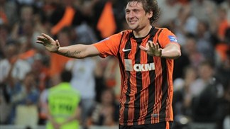 Shakhtar complete second successive double
